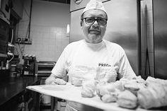 Preparing the daily bread La preparazione quotidiana del pane