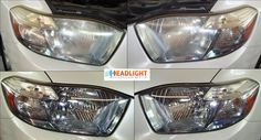Headlight Restoration, Canning, Home Canning, Conservation