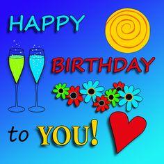 Happy birthday, vrolijk  1