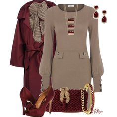 Style This Scarf Contest 3, created by kginger on Polyvore