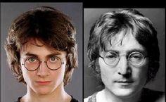 Harry potter / John Lennon