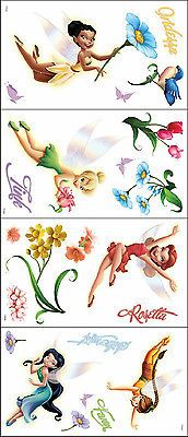 Disney ~ fairies tinkerbell ~ 23  #glitter #decals ~ peel & place #stickers ~ nip,  View more on the LINK: http://www.zeppy.io/product/gb/2/321385725139/