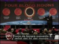 Septiembre Tendrá Una Luna Rojiza Llamada Luna De Sangre Supuesta Senal Del Inicio Del Apocalipsis #Video