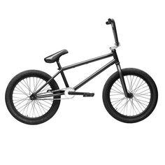 Stranger Crux Complete BMX Bike Black | Bakerized Action Sports