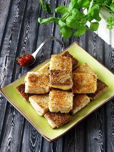 Mini croques - Junnekes recepten