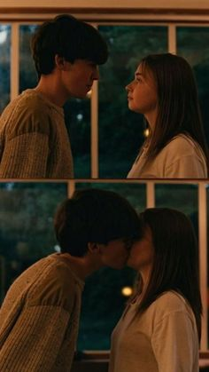 The End of the F***ing World - Justin Brown/Ben Fordesman 2 Couple Aesthetic, Film Aesthetic, Series Movies, Tv Series, James And Alyssa, Couple Goals Cuddling, Teen Romance, Couple Wallpaper, Cute Couples Goals