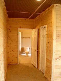 New Basement Half Wall Ledge Ideas