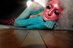 Female Clown    Photographer: Adrianna Williams