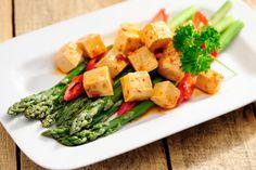 Exemples de menus végétariens