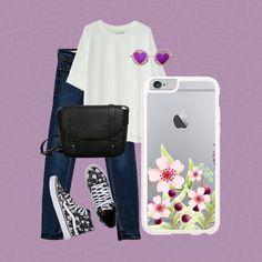 Monday Style!  Funda para celular.