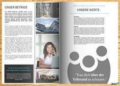 Im Jilster Online Editor gibt es jetzt auch eine Vorlage für Firmen #zeitungerstellen #firmenzeitung #broschüreerstellen #broschüregestalten