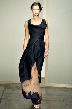 Donna Karan Spring 2013 - #JustFab & #FashionWeek
