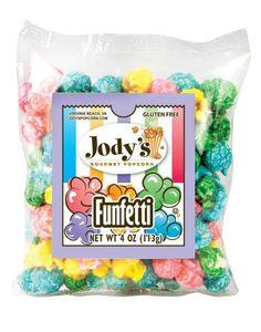 Funfetti Popcorn | 24 Small Bags (2 Cups)