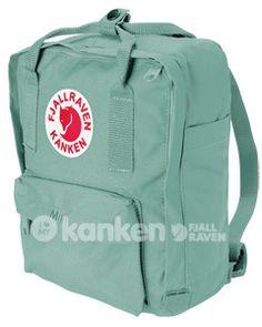 Frost Green Kanken Mini - for Matida