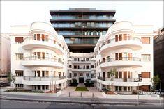 Tel Aviv, Israel | Bauhaus Architecture