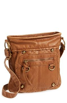 T-shirt & Jeans Crossbody Bag (Juniors) available at #Nordstrom