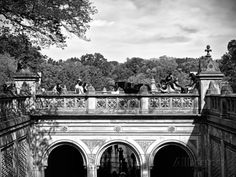 Lifestyle Instant, Central Park, Black and White Photography Vintage, Manhattan, United States Photographic Print by Philippe Hugonnard at AllPosters.com