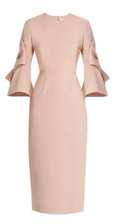 23 Bell Sleeve Pieces Your Closet Will Thank You For #Dress | Lovika