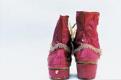 Botas assimétricas de Kahlo