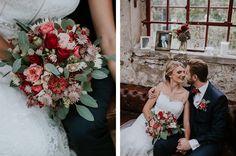 Jutta Nowak I Hochzeit I Floristik I Brautstrauß I Foto: © Alina Schessler