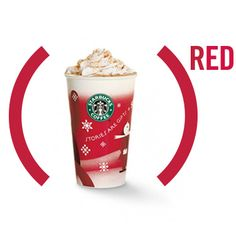 On December 1st : DRINK (STARBUCKS) RED, SAVE LIVES. Tomorrow on #WorldAIDSDay @Starbucks will give 5c to fight AIDS on every handcrafted beverage! (US & CAN) #endofAIDS