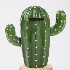 cactus piggy bank