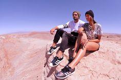 Soy Tendencia con Valentin Benet en San Pedro de Atacama