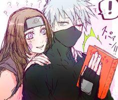 #Naruto #Kakashi #Rin