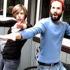Pomplamoose ♥ ~ Nataly and Jack They make some pretty good musica!