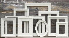 Shabby Chic Decor / Upcycled Distressed by hydeandchicboutique