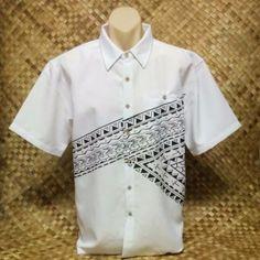 Men's Tatau Print Shirt