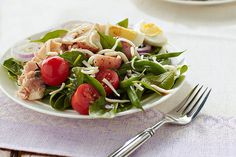 Tuna Salad Nicoise for Two