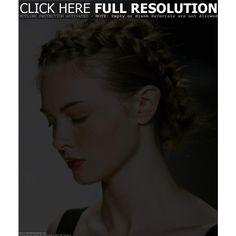 Greek Hairstyle | Hairstyles for Women,Hairstyles 2015 via Polyvore