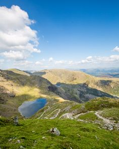 Our 9 favourite Lake District walks with stunning views that you shouldn't miss! Where to find them, what to expect and everything you need to know about the best hikes in this beautiful part of England. Lake District Walks, Lake Mountain, Best Hikes, Cumbria, Stunning View, Great View, Beautiful Landscapes, The Great Outdoors, Places To See