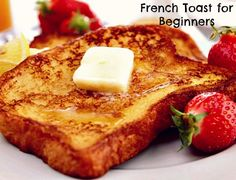 How to Make French Toast Without Vanilla. French toast is a delicious treat, and while it's known as a popular breakfast food, you can enjoy it any time of day! Many French toast recipes call for vanilla extract. French Toast Roll Ups, Best French Toast, Overnight French Toast, French Toast Bake, Homemade French Toast, Simple French Toast Recipe Without Vanilla, Baked French Toast Casserole, Savory Breakfast, Breakfast Recipes