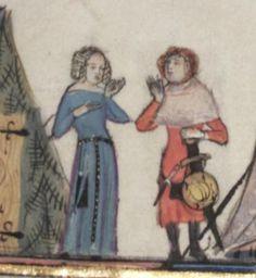 Romance of Alexander, 14th