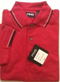Ping Golf Mens NEW Size XS Polo Shirts $9.99