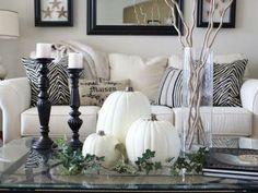 Herfst in huis