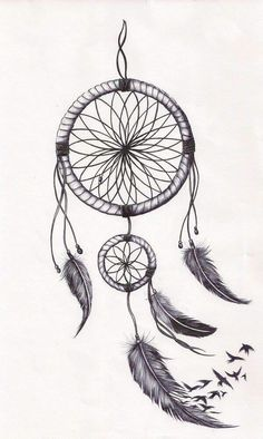 What Do Dream Catchers Do I Have Do A Drawing Kind Of Similar  Cute Pusheen  Pinterest