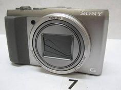 CD75FC ソニー SONY Cyber-shot DSC-HX50V ジャンク_画像1