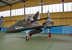 PZL-230F Skorpion – Prototype Polish Jet Fighter