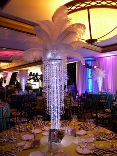 decorations for quinceanera-party via Sparks decor at Etsy.