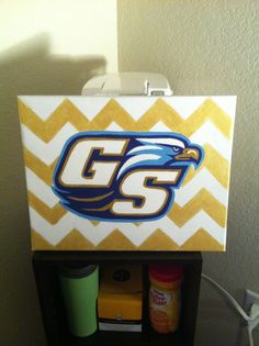 Georgia Southern University Painting