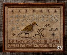 Peace on Earth from La-D-Da