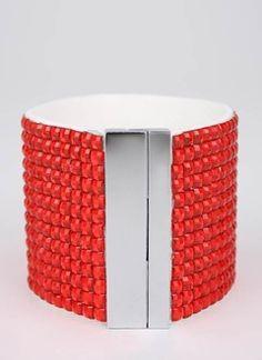 Red cuff