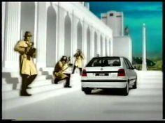 Škoda Felicia (facelift) - stará TV reklama / werbung / commercial (1998...