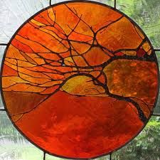 abstract stained glass - Google Search