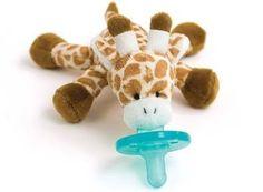 WubbaNub Giraffe:Amazon:Baby I really this