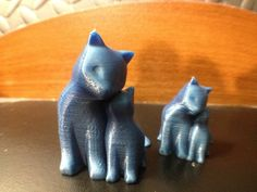 Cuddling Cats by PixelMatter3D - Thingiverse