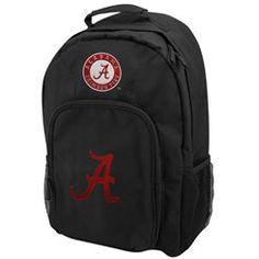 Alabama Crimson Tide Black Southpaw Backpack
